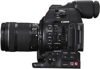 Canon EOS C100 Mark II + 18-135mm STM