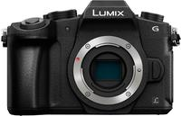 Panasonic Lumix DMC-G81 Body schwarz