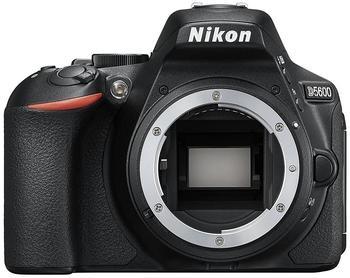 Nikon D5600 Body schwarz