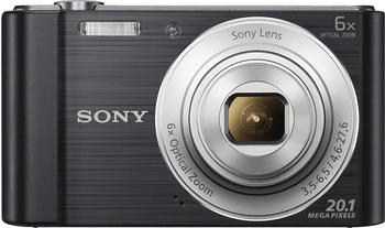 Sony Cyber-shot DSC-W810 (schwarz)