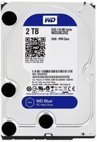 Western Digital Blue Desktop SATA 2TB (WD20EZRZ)