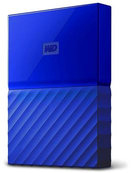 Western Digital My Passport Portable 1TB USB 3.0 blau (WDBYNN0010BBL-WESN)