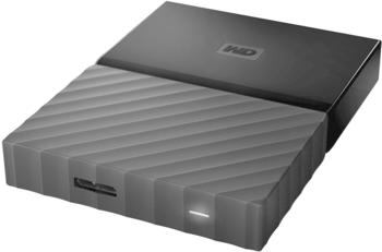 Western Digital My Passport Portable 1TB USB 3.0 schwarz (WDBYNN0010BBK-WESN)