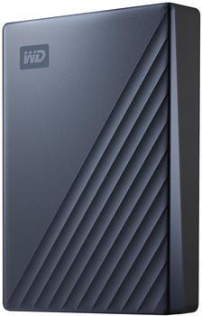 Western Digital My Passport Ultra 4TB blau (WDBFTM0040BBL)