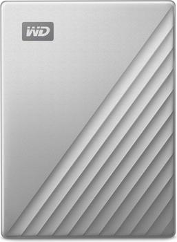 Western Digital My Passport Ultra 4TB silber