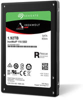 Seagate IronWolf® 110 Interne SSD 6.35cm (2.5 Zoll) 1920GB Retail ZA1920NM10001 SATA III