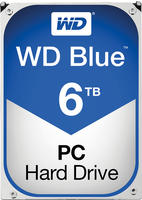 Western Digital Blue Desktop 6TB (WD60EZAZ)