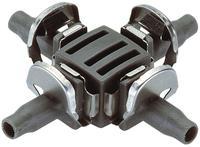 Gardena Micro-Drip-System Quick & Easy Kreuz-Stück 3/16´´ 10 Stk (8334-20)