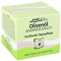 Medipharma Olivenöl Mandelmilch Straffende Tagespflege (50ml)