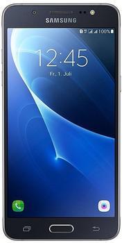 Samsung Galaxy J5 (2016) Duos schwarz