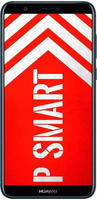 Huawei P smart blau
