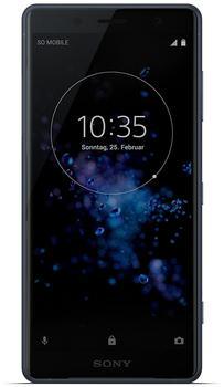 Sony Xperia XZ2 Compact schwarz