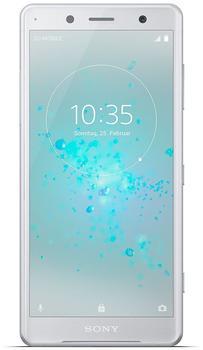 Sony Xperia XZ2 Compact weiß silber