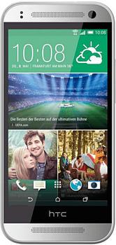 HTC One mini 2 silber