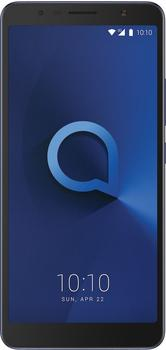 Alcatel 3C 16GB metallic blau