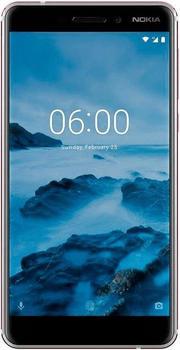 Nokia 6 (2018) weiß