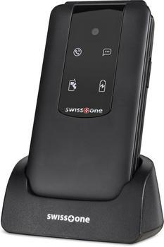 swisstone BBM 680 Senioren-Klapp-Handy Schwarz