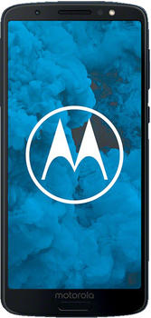 Motorola Moto G6 blau