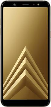 Samsung Galaxy A6+ A605F, Handy gold
