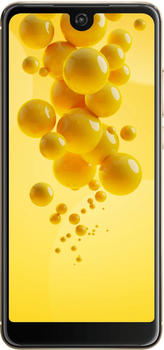Wiko View 2 Smartphone (15,2 cm (6 Zoll) Display, 32GB interner Speicher, Android 8 Oreo) gold