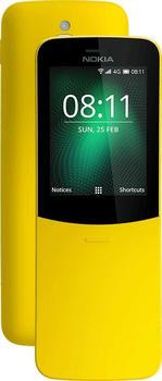 Nokia 8110 4G schwarz