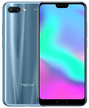 Honor 10 silber