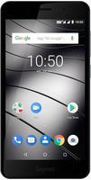 Gigaset GS180 Smartphone (12,7 cm/5 Zoll, 16 GB Speicherplatz, 13 MP Kamera) grau
