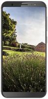 Gigaset GS185 Smartphone (13,7 cm/5,5 Zoll, 16 GB Speicherplatz, 13 MP Kamera) grau