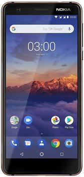 Nokia 3.1 (2018) blau