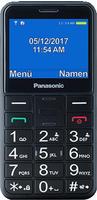 Panasonic KX-TU150 2.4Zoll 102g Schwarz Einsteigertelefon