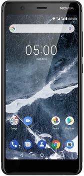 Nokia 5.1 schwarz