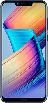 Honor Play blau Android 8.1 Smartphone mit Dual-Kamera