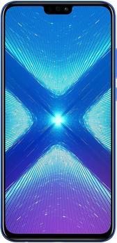 Honor 8X 64 GB blau