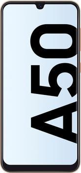 Samsung Galaxy A50 coral