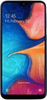 Samsung Galaxy A20e blau