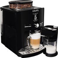 Krups EA82F8 Latt´Espress Quattro Force Kaffeevollautomat schwarz