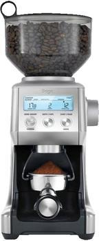 sage SCG820BSS4EEU1 The Smart Grinder Pro, Kaffeemühle Silber Elektrische Kaffeemühlen