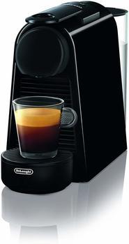 De Longhi Nespresso Essenza Mini EN85.B Kapselmaschine, Schwarz