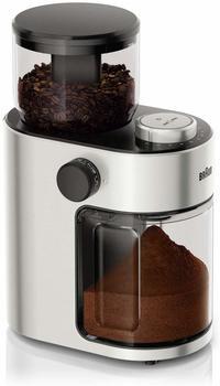 Braun KG 7070 Kaffeemühle 110W Edelstahl