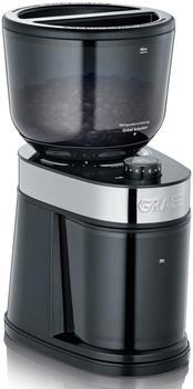 Graef CM 202 Kaffeemühle Schwarz