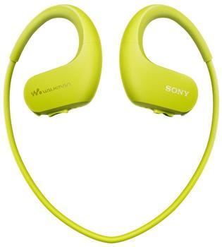 Sony Walkman NW-WS413G 4GB limonengrün