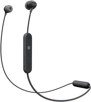 Sony WI-C300 (schwarz)