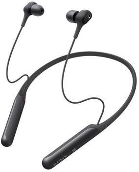 Sony WI-C600 (schwarz)