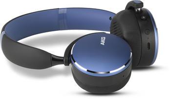 Samsung x AKG Y500 Wireless Bluetooth Over-Ear Kopfhörer green (GP-Y500HAHHCAB)