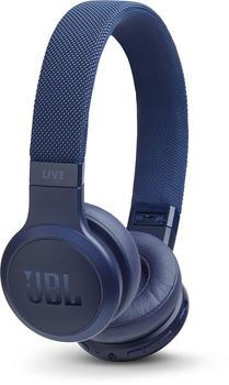 JBL Live 400BT blau