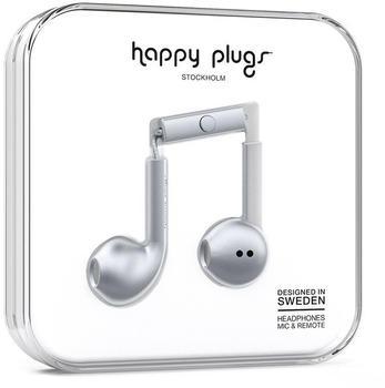Happy Plugs Earbud Plus Deluxe Space Grey