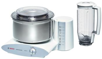 Bosch Universal Plus MUM 6N21 weiß/silber