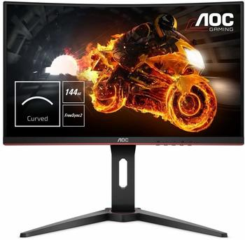 AOC C27G1 27Zoll Full HD LED Gebogen Schwarz Computerbildschirm LED display