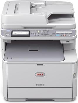 Oki Systems MC362dn