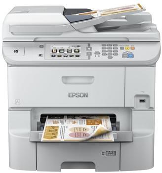 Epson Workforce Pro WF 6590 Dwf